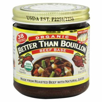 Better Than Bouillon - Beef Base Organic - 8 oz(pack of 6)