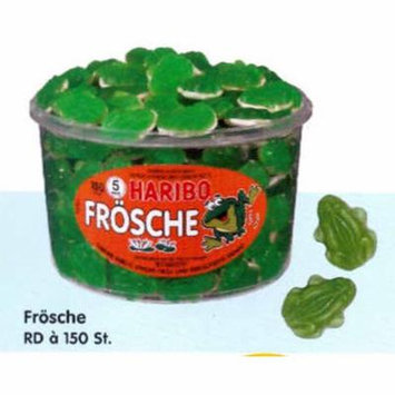 Haribo Frosche Frogs, Tub