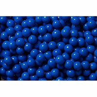 BAYSIDE CANDY SIXLETS ROYAL BLUE, 5LB
