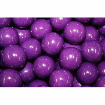 BAYSIDE CANDY GUMBALLS PURPLE 25mm or 1 inch , 5LBS