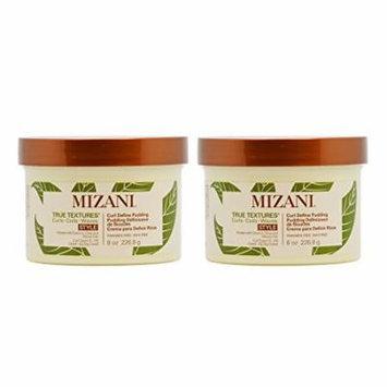 Mizani True Textures Curl Define Pudding 8oz / 250ml
