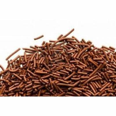 BAYSIDE CANDY CHOCOLATE SPRINKLES, 5LBS
