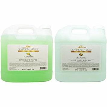 Dominican Magic Avocado Detangler Shampoo & Conditioner 2 gal Duo