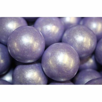 GUMBALLS SHIMMER LAVENDER 25mm or 1 inch (114 count), 2LBS