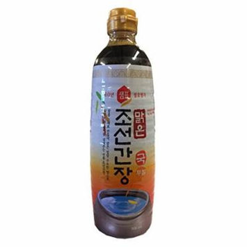 Naturally Brewed Soy Sauce for Soup, Chosun 31.4 fl oz