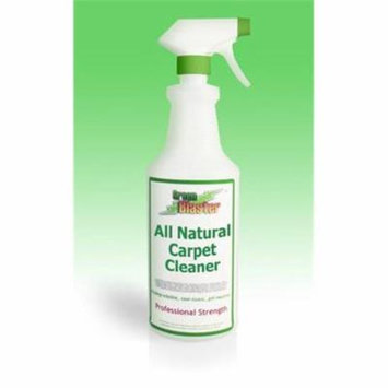 Green Blaster Products GBCC4SP All Natural Professional Strength Carpet Cleaner 4oz Sprayer