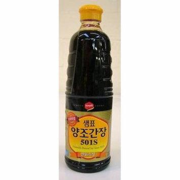 Sempio Premium Brewed Soy Sauce, 31.45 Fluid Ounce