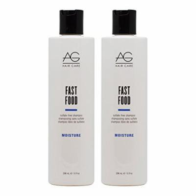 AG Hair Fast Food Sulfate-free Shampoo 10oz