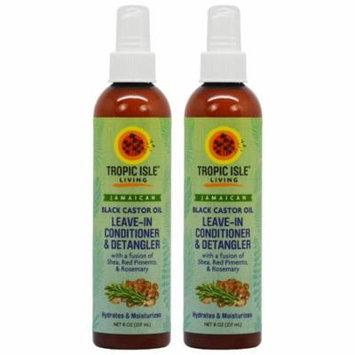 Jamaican Black Castor Oil Leave-In Conditioner and Detangler 8oz