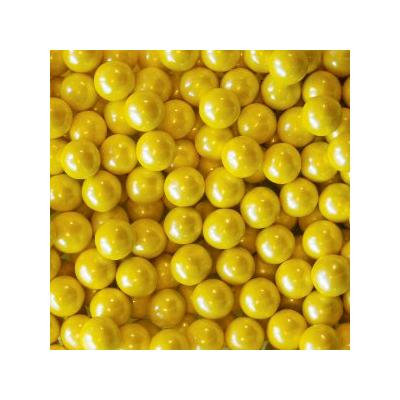 BAYSIDE CANDY SIXLETS SHIMMER YELLOW, 2LBS