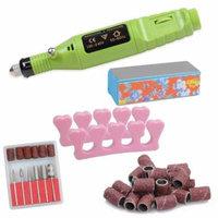 GHP Green 12000 RPM Speed Control 7W Electric Manicure Pedicure Nail Art Polish Pen