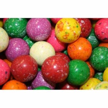 BAYSIDE CANDY JAWBREAKERS SPLAT WITH CANDY CENTER , 2LBS