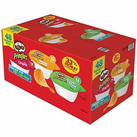 Pringles Bulk Single Serve Packs, 48 Count (pack of 2)
