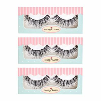 House of Lashes - Temptress Wispy False Eyelashes (3 PACK)
