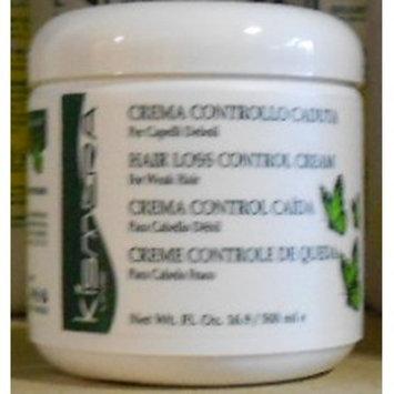Kismera Hair Loss Control Cream By Kismera for Unisex - 16.9 Oz Cream, 16.899999999999999 Ounce