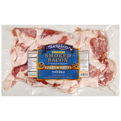 Blue Ribbon Slices and Pieces Bacon 32 oz.