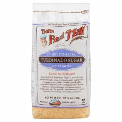 Bob's Red Mill Simply Sweet Coarse Demerara Turbinado Sugar, 28 oz, 4 pack