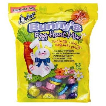 Palmer Easter Bunny's Egg Hunt Mixed Chocolates - 56 oz