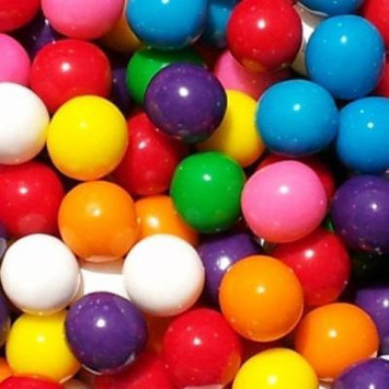 GUMBALLS ASSORTED 25mm or 1 inch (285 count), 5LBS