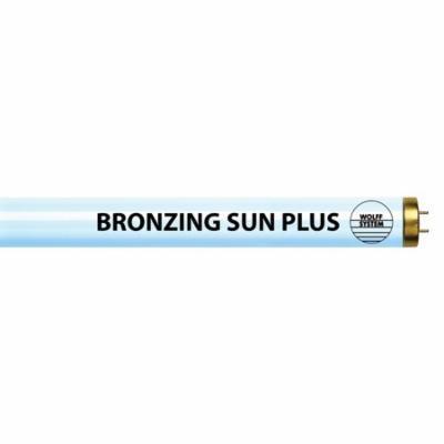 Wolff System Bronzing Sun Plus F71 100W Bipin Tanning Lamp 12 Pack