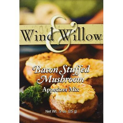 Wind & Willow Bacon Stuffed Mushroom Appetizer Mix, 3 Pack