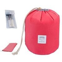 Aigemi Toiletry Bag Organizer for Travel Accessories, Makeup, Shampoo, Cosmetic, Personal Items, Bathroom Storage Drawstring Bag