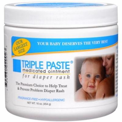 6 Pack - Triple Paste Medicated Ointment 16 oz