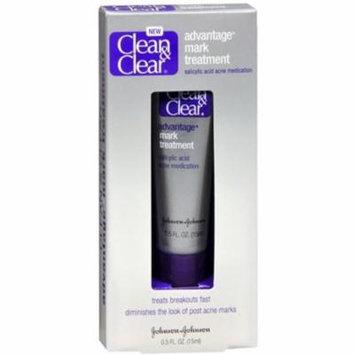 CLEAN & CLEAR ADVANTAGE Mark Treatment Acne Medication 0.50 oz