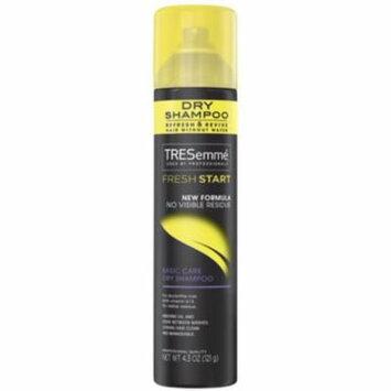 4 Pack - TRESemme Fresh Start Basic Care Dry Shampoo, 4.3 oz