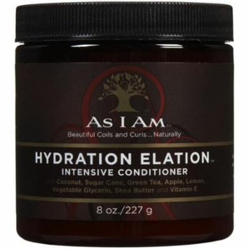 4 Pack - As I Am Hydration Elation Intensive Conditioner, 8 oz