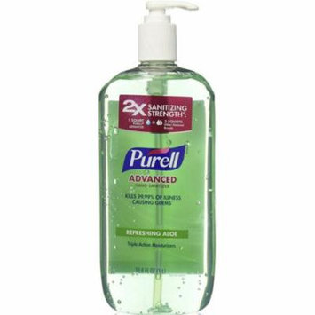 Purell Hand Sanitizer with Refreshing Aloe 33.8 oz