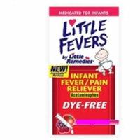 Little Fevers Children's Fever/Pain Reliever Acetaminophen Grape 4 oz