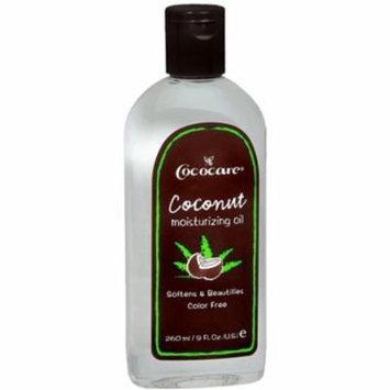 2 Pack - Cococare Coconut Moisturizing Oil 9 oz