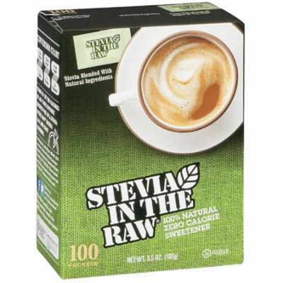 3 Pack - Stevia In The Raw Natural Sweetener 100 ea