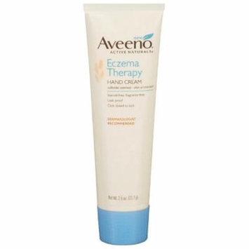 4 Pack - AVEENO Active Naturals Eczema Therapy Hand Cream 2.60 oz