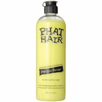 6 Pack - Phat Hair Daily Moisture Conditioner, Phresh Rinse 16 oz