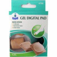 4 Pack - Oppo Gel Digital Pad, Small [6700] 2 ea