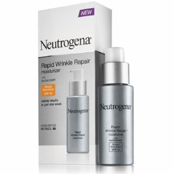 3 Pack - Neutrogena Rapid Wrinkle Repair Moisturizer, SPF 30, 1 oz
