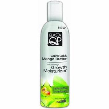 6 Pack - Elasta QP Olive Oil & Mango Butter anti-breakage Growth Moisturizer, 8 oz