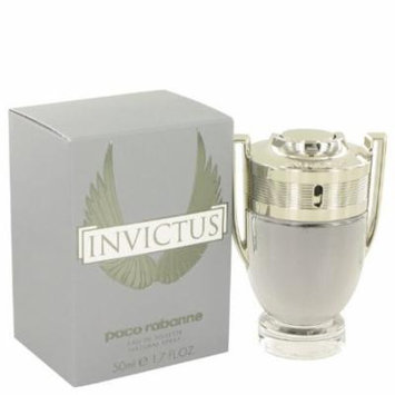 Invictus by Paco Rabanne Eau De Toilette Spray 1.7 oz / 50 ml for Men