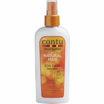 4 Pack - Cantu Shea Butter for Natural Hair Coil Calm Detangler, 8 oz