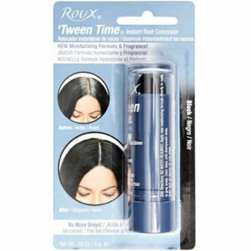 2 Pack - Roux 'Tween Time Instant Root Concealer, Black 1 ea