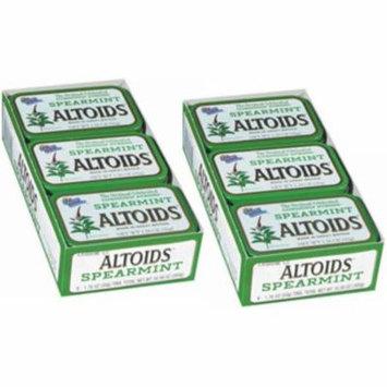 Altoids Tin Spearmint 12 packs (1.7 oz per pack)