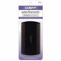 Conair Styling Essentials Extra Fine Tooth Comb 1 ea
