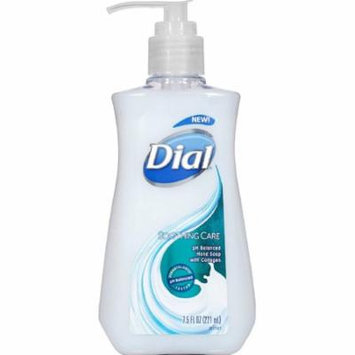 Dial Liquid Hand Soap, Soothing Care 7.5 oz