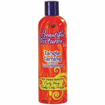 4 Pack - Beautiful Textures Tangle Taming Leave-In Conditioner, 12 oz