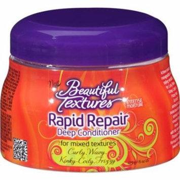 6 Pack - Beautiful Textures Rapid Repair Deep Conditioner, 15 oz