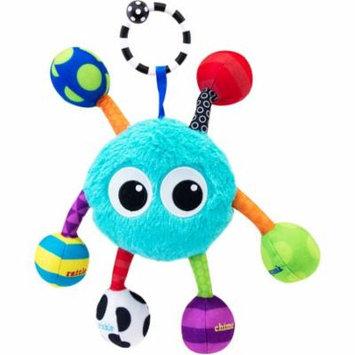 Sassy Grasp & Giggle Guy Baby Toy