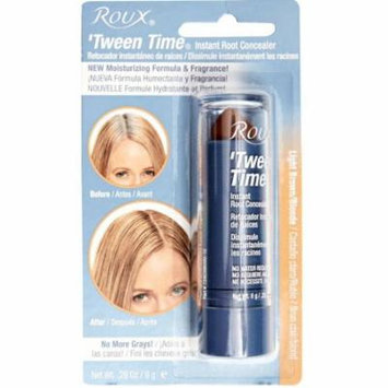 2 Pack - Roux 'Tween Time Instant Root Concealer, Light Brown/Blonde 1 ea