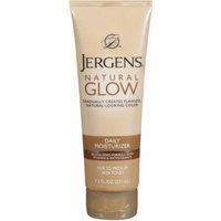 4 Pack - Jergens Natural Glow Daily Moisturizer, Fair to Medium 7.50 oz